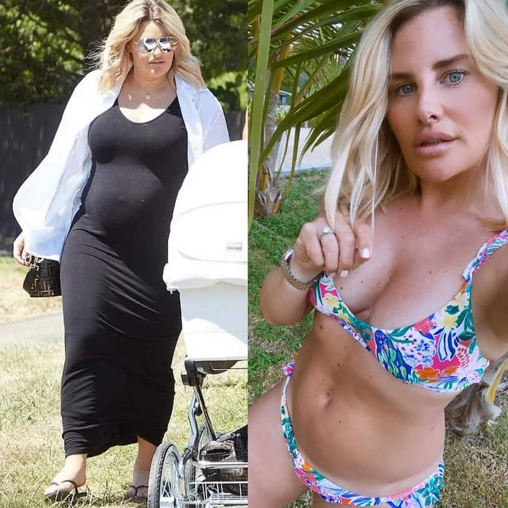 Danielle Armstrong weight loss