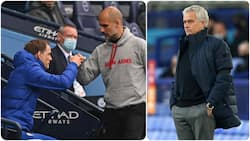 Jose Mourinho missing as Guardiola, Tuchel, Zidane ranked among 20 best managers in the world