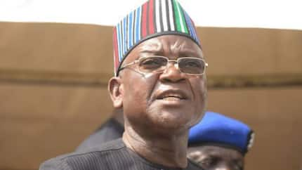 I have forgiven those who wanted to impeach me - Ortom