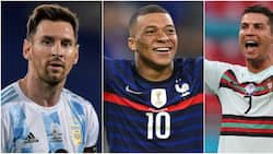 England legend Lineker advises Mbappe on who to emulate between Ronaldo and Messi