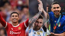 Messi, Ronaldo and 28 other big superstars make 30-man nominees for 2021 Ballon d'Or award