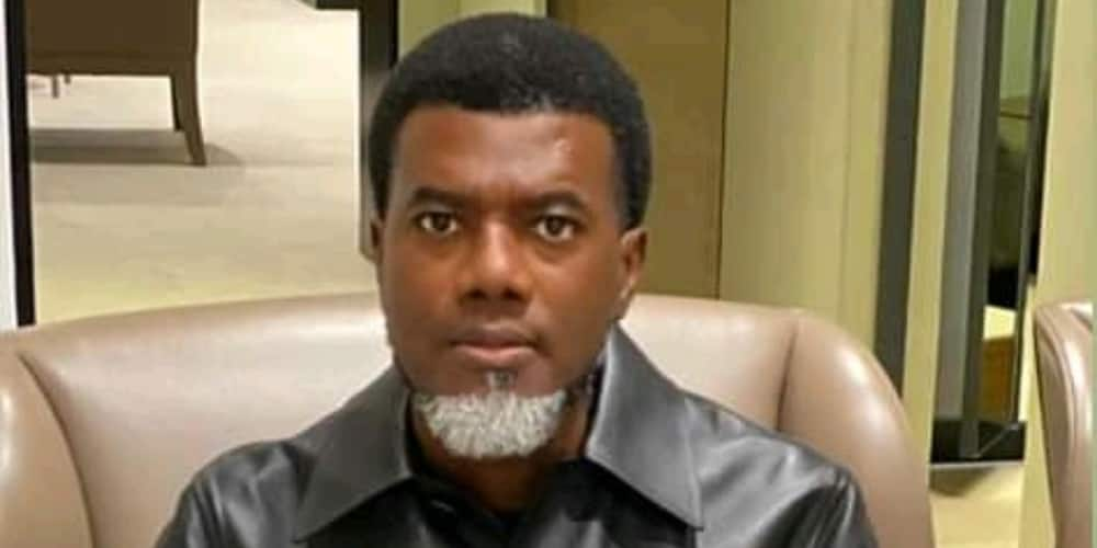 Reno Omokri says Nigerians should not feel too sorry for some poor people