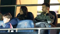 Lionel Messi spotted with one of the most beautiful ladies in the world as PSG struggle to win