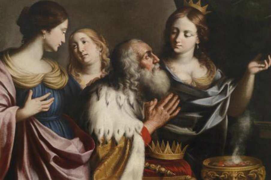 Solomon wives