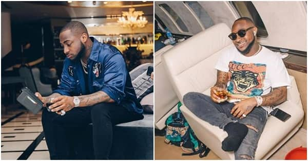 Image result for Davido arrives in Liberia ahead of the country's biggest concert of the year