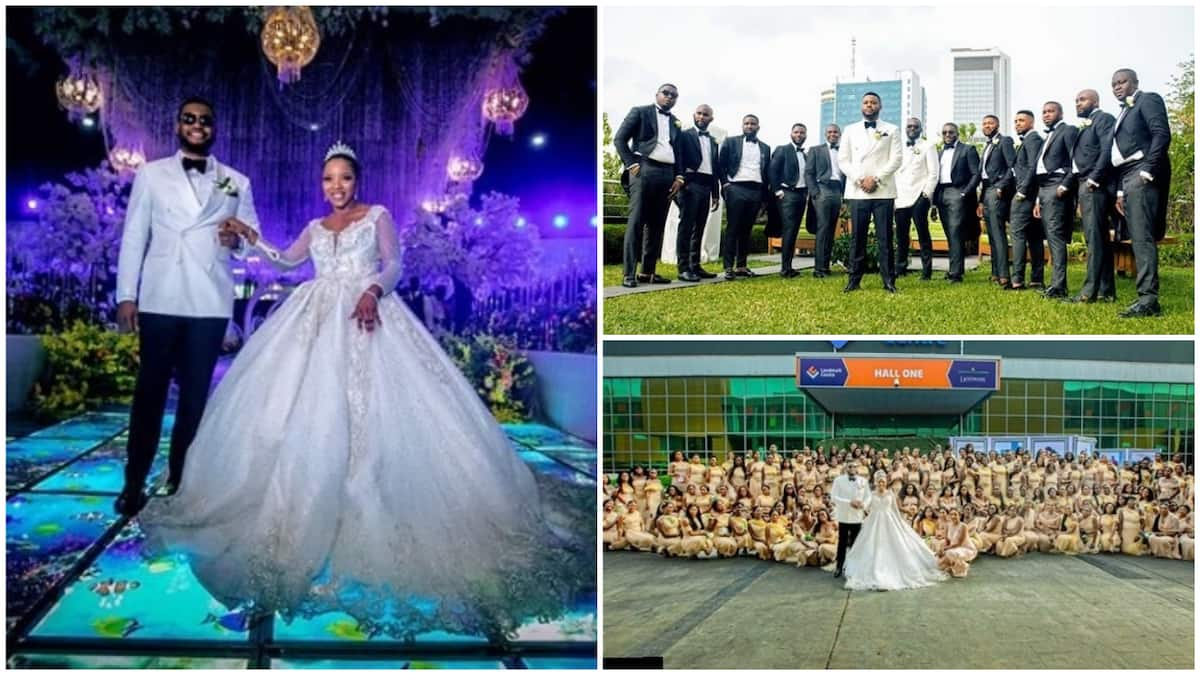 Happiest day of my life - Sandra Ikeji says as she shares official wedding photos