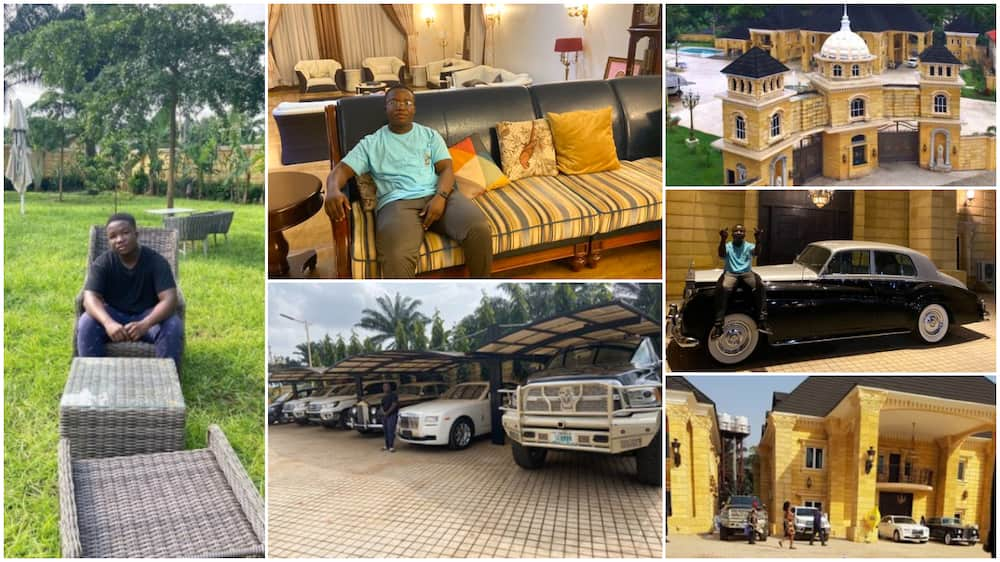 Check out these beautiful village mansions in Anambra causing massive stirs