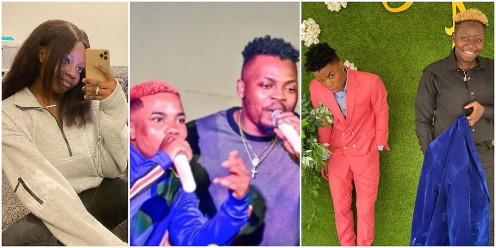 He Lost Olamide, Other Big Opportunities Because of You, Lyta's Baby Mama Clamps Down on His Manager Seyi