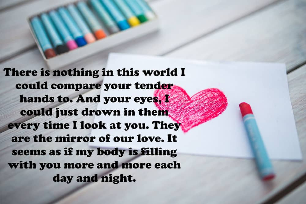long love letters for her from the heart