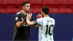 Lionel Messi hails impressive star as one of the best goalkeepers in the world after Argentina beat Uruguay