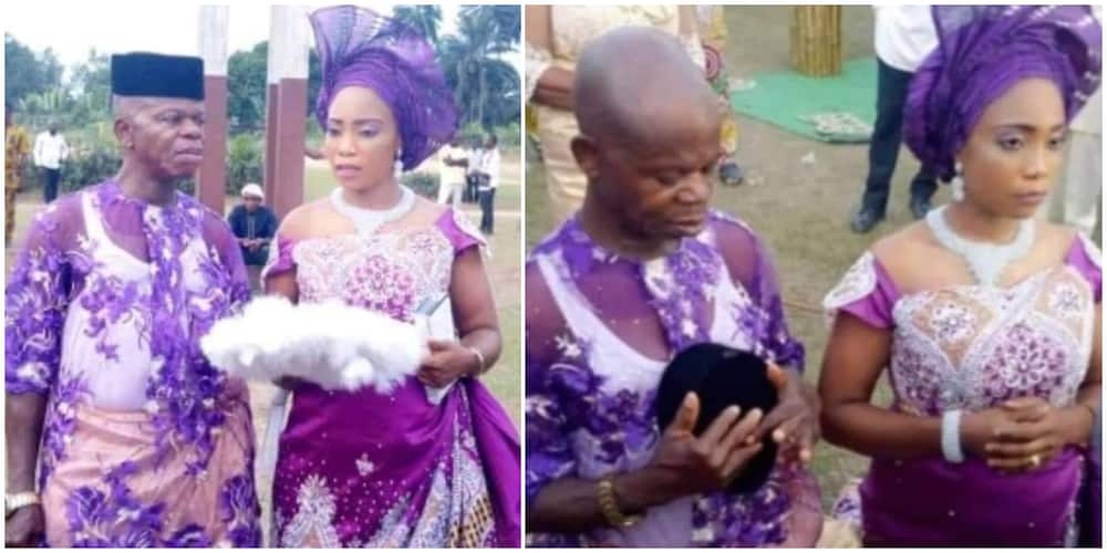 Pregnant lady abandoned by her lover married off to older man