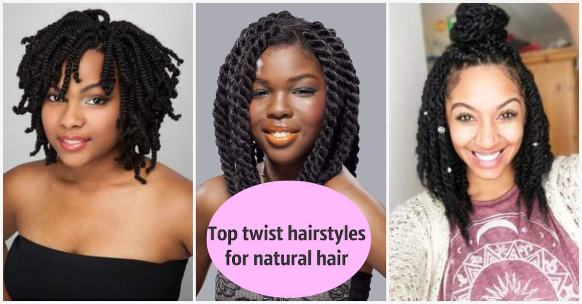 Top Twist Hairstyles For Natural Hair Legit Ng