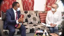 NDDC sole administrator: Annkio Briggs asks Niger Deltans to support Buhari's appointee