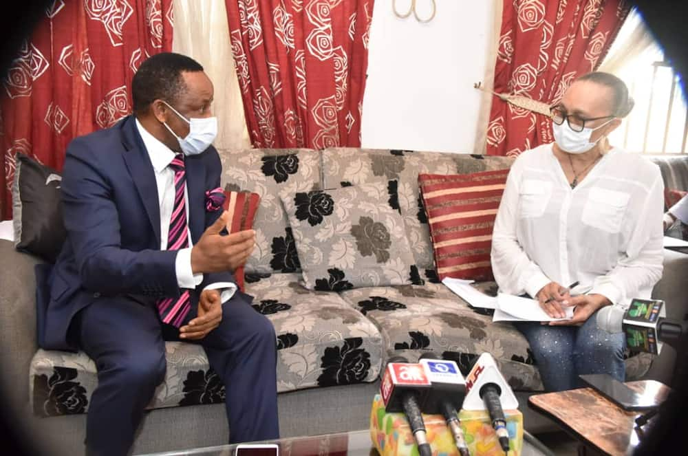 Annkio Briggs reveals why Buhari is right about Niger Delta leadership