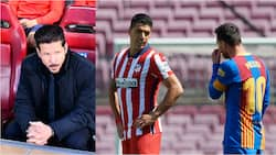 Diego Simeone reveals how he spoke with Suarez to make him persuade Messi join Atletico before PSG deal
