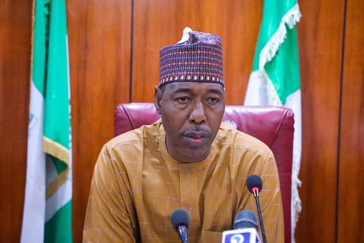 Nigerian governor hands over power to his deputy, gives reason