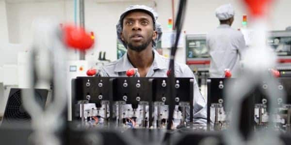 Rwanda sets record as 1st country to produce made-in-Africa phones