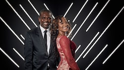 Super Eagles legend posts powerful amazing photo to celebrate 17th-year wedding anniversary