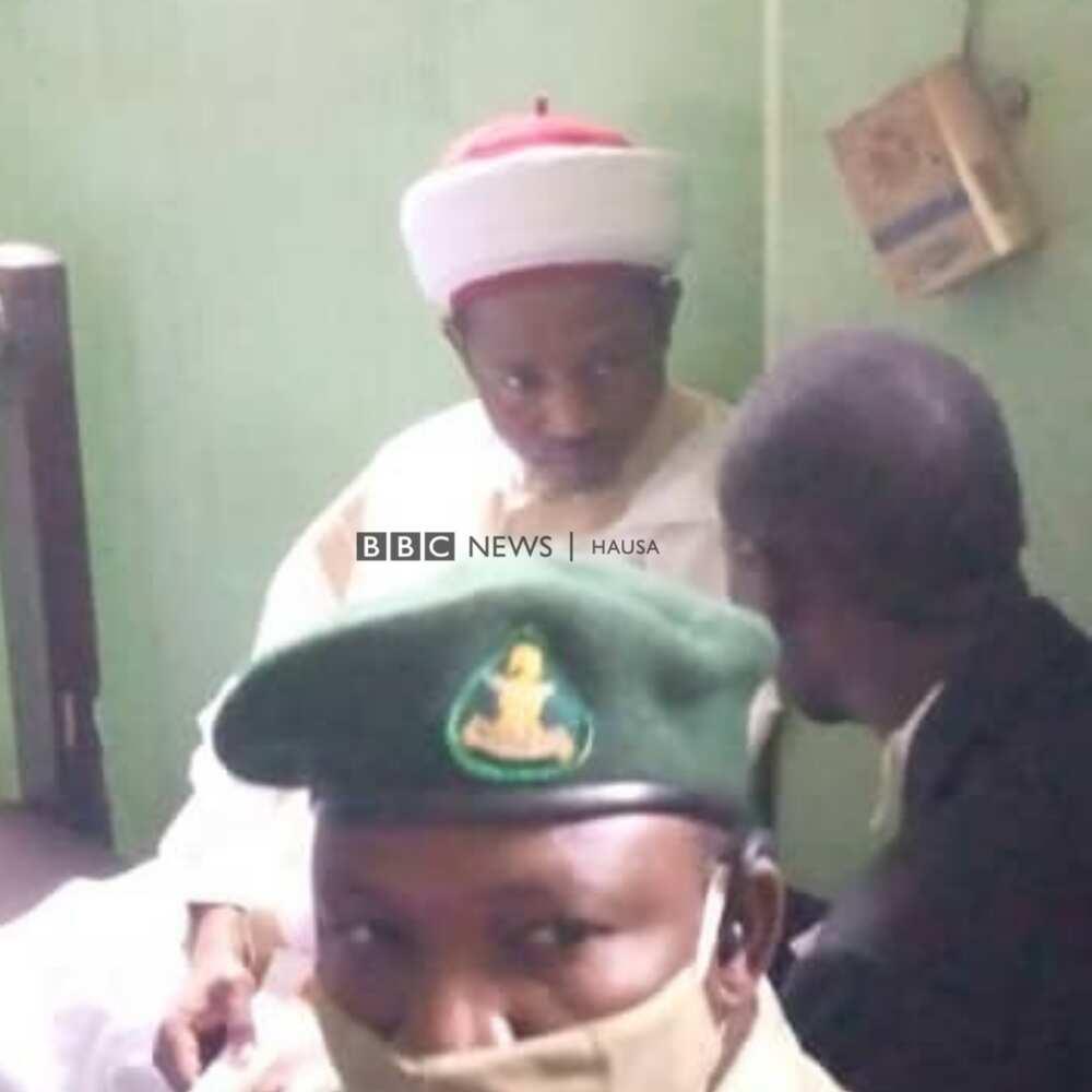 Da duminsa: Sheikh AbdulJabbar Kabara ya gurfana gaban kotun Shari'a