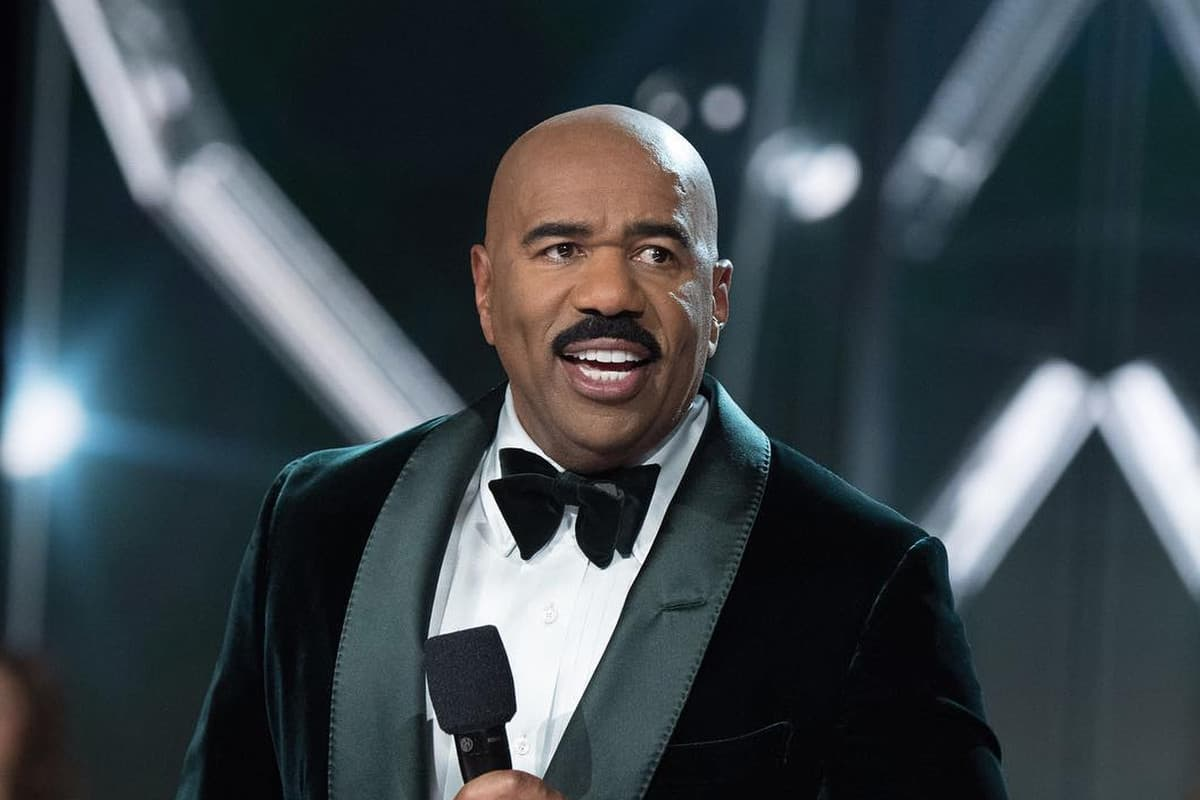 Steve Harvey says 21 years ago, he had only N12k, now he is worth N58.1bn - Latest News in Nigeria & Breaking Naija News 24/7 | LEGIT.NG