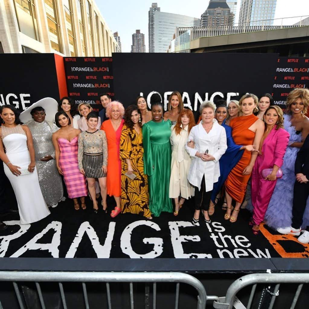 Orange is the New Black - cast and characters