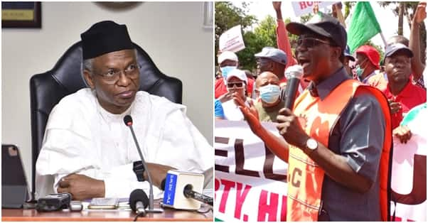 Battle line drawn as Governor El-Rufai reacts to NLC strike