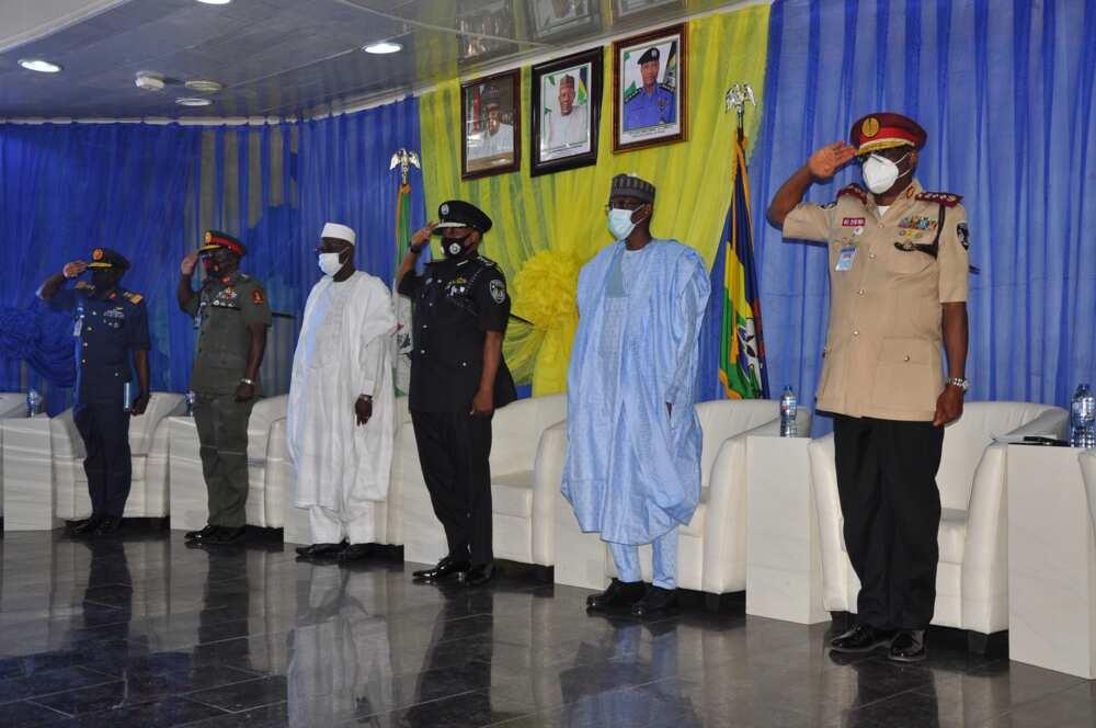 IGP Alkali Baba Orders Posting, Redeployment of 24 Senior Police Officers