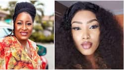 I am in no way connected: Actress Ireti Doyle distances self from daughter after she is accused of fraud