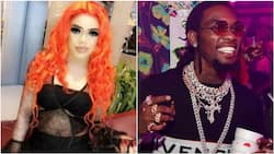 I used to dream that I'll date Offset - Bobrisky reveals