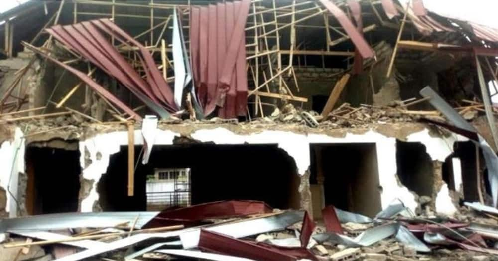 Ghanian businessman orders demolition of apartments inside Nigerian high commission