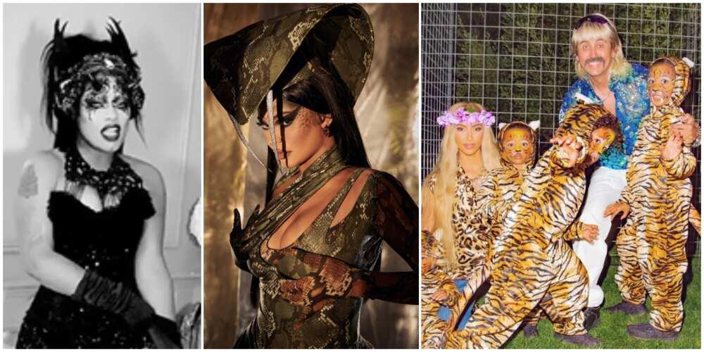 Stefflon Don, Kylie Jenner, and Kim Kardashian