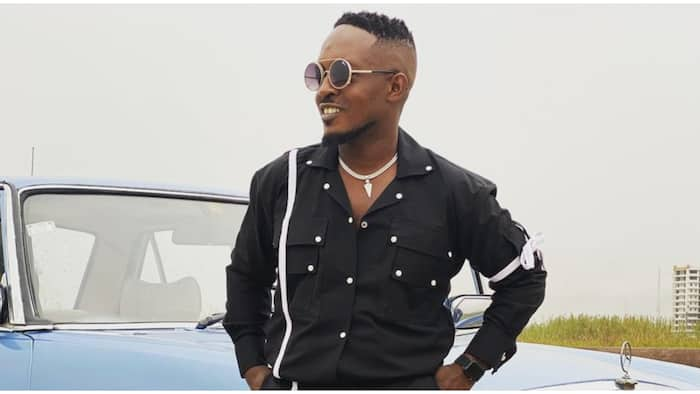 Rapper M.I Abaga laments his horrible experience after spending two hours in a police station