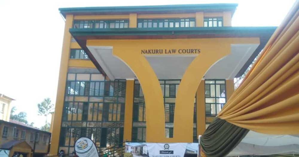 Nakuru Law Courts where Vincent Misita was arraigned. Photo: Judiciary Kenya.