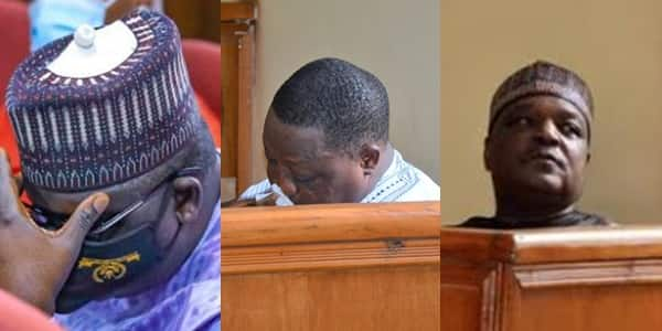 Christmas: Maina, other Nigerians who spent yuletide in jail
