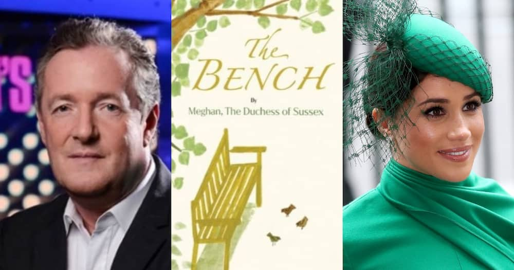 Piers Morgan Slams Meghan Markle as a Hypocrite for Her New Kids Book