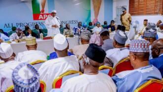 Buhari's aides mount pressure on Buni to step down as APC national chairman