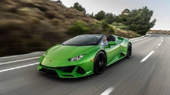 Lamborghini da $5m: An cafke dan shugaban wata cibiyar tarayya a Dubai