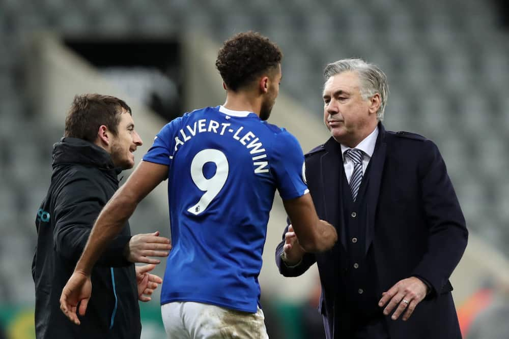Carlo Ancelotti plotting to reunite with Calvert-Lewin at Real Madrid this summer