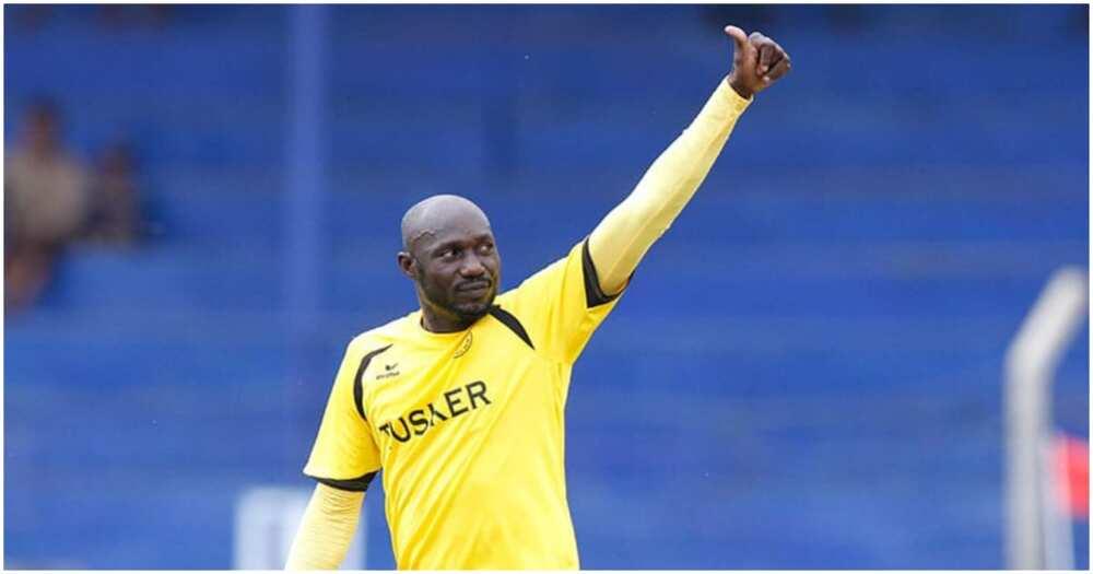 Stephen Owusu: Ex-Ghana, KPL striker is dead