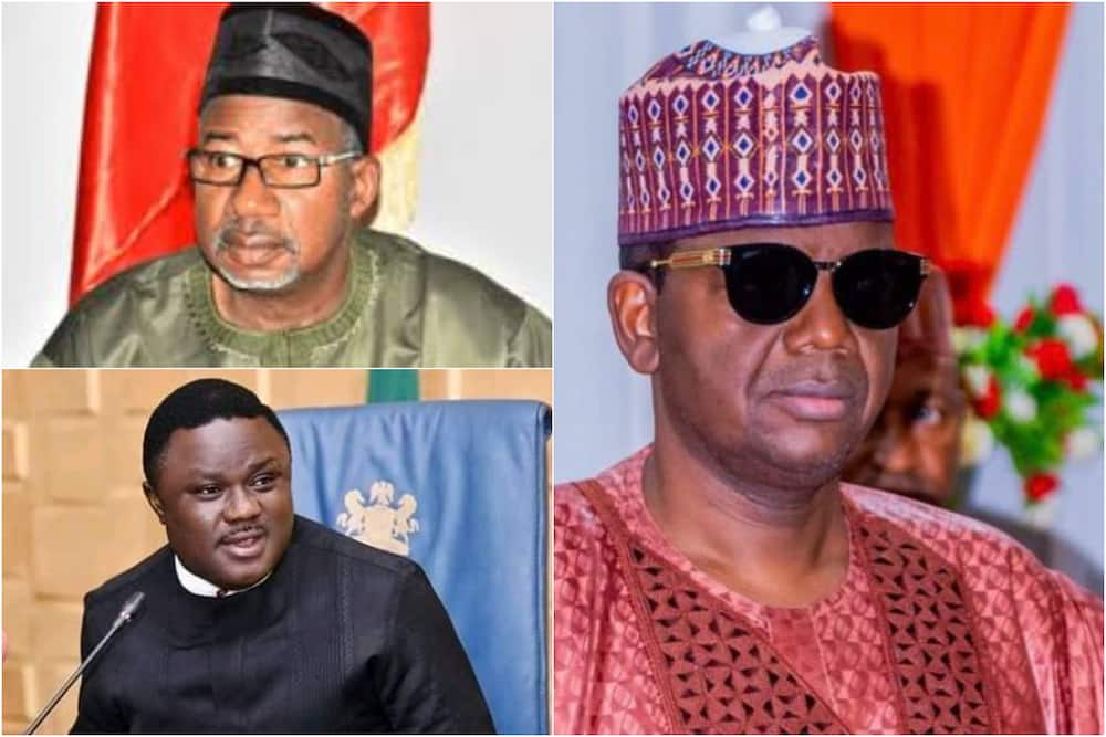PDP in trouble as Matawalle, Ayade, two other governors reportedly set to join APC