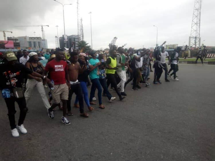 Lekki shootings: Soldiers didn't shoot at EndSARS protesters, says Nigerian Army