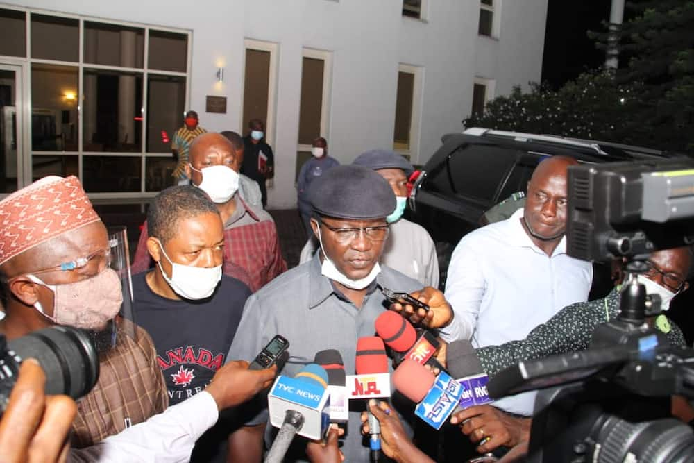 Labour's suspension of protest disappointed my political opponents, says Gov Wike