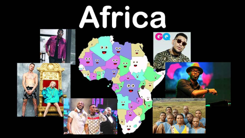 Which country in Africa has the best musicians? ▷ Legit ng