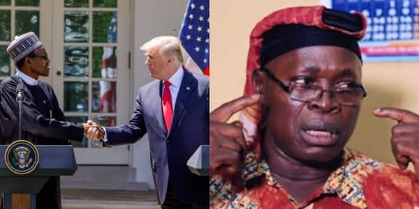 MURIC scolds CAN over Trump's question to President Buhari on Christians killing