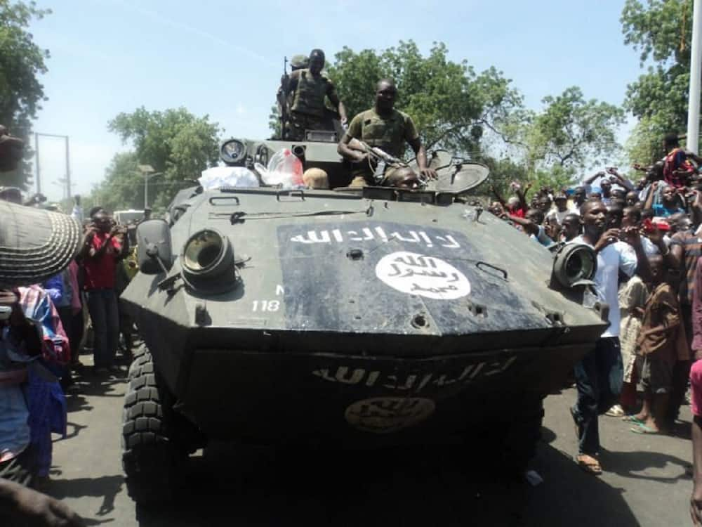 Dalla-dalla: Shin da gaske 'yan Boko Haram na shigo da motocin yaki ta iyakokin Najeriya?