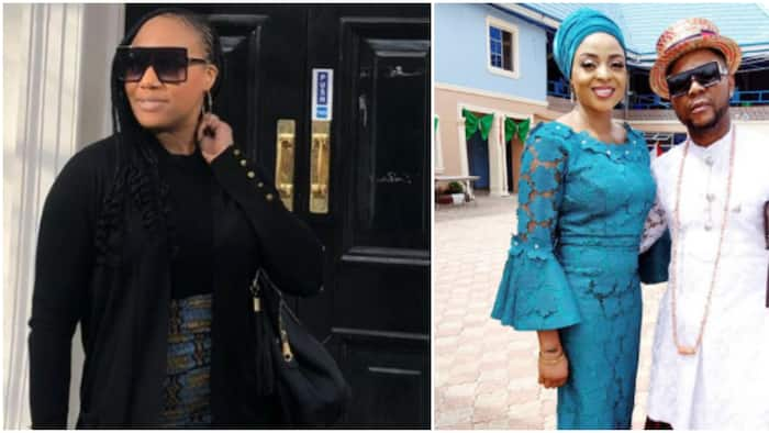 Singer Oritsefemi's ex-manager recounts her experience with him, wife reacts