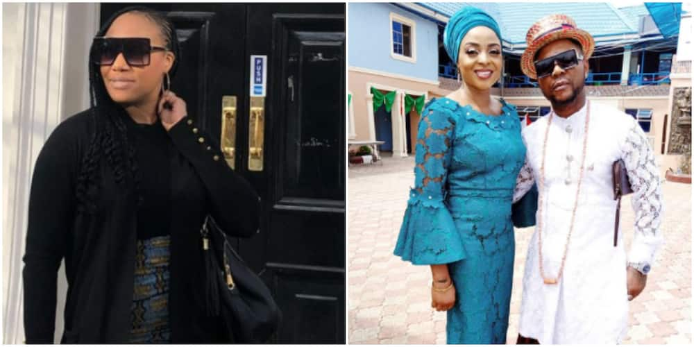 Oritsefemi's ex-manager recounts her experience with him, wife reacts