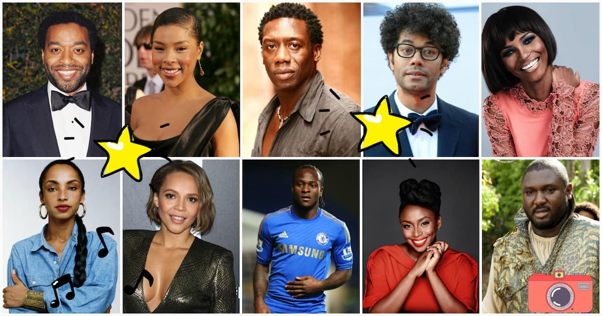 Famous Nigerians that are world celebrities