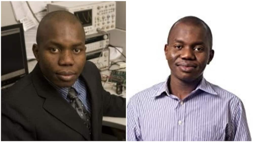 Nigerian Prof Ndubuisi Ekekwe has had impacts in the medical and tech worlds with his many inventions.