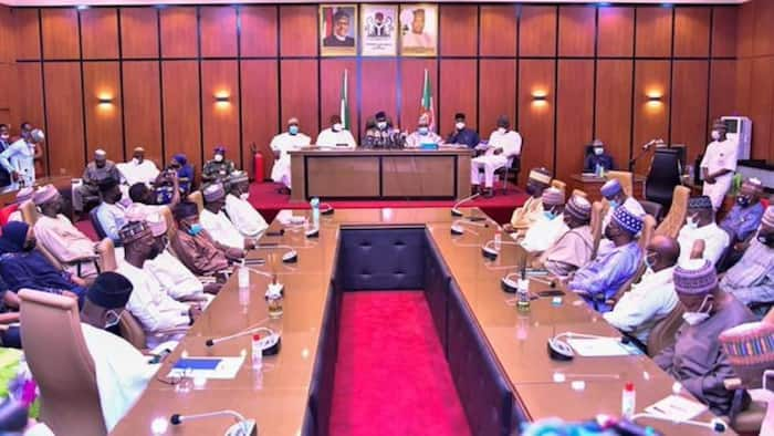 Full list of current Nigerian governors who may miss 2023 polls, why